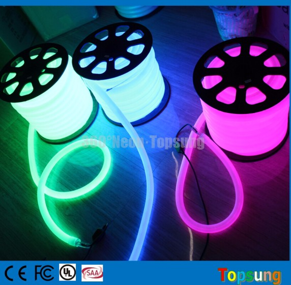 25mm pink led round light 360 degree led neon flex buy 360 degree 25mm pink led round light 360 degree led neon flex aloadofball Images