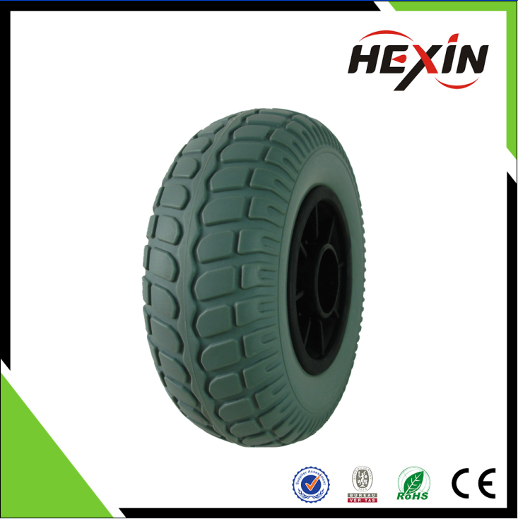Good Quality 200*70 PU Infilled Tire , Wheel Tyre , Electric Mobilty Scooter Tire