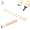 Hot sale good quality extension bar wooden extension rod cheap pool cue stick length