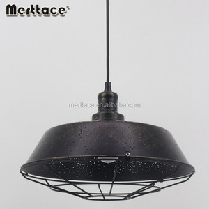 Nordic Decor Black Chandelier Modern Ceiling Fan Light