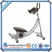 High quality AB roller Abdominal Trainer/ abdominal fitness equipment/cardio machine