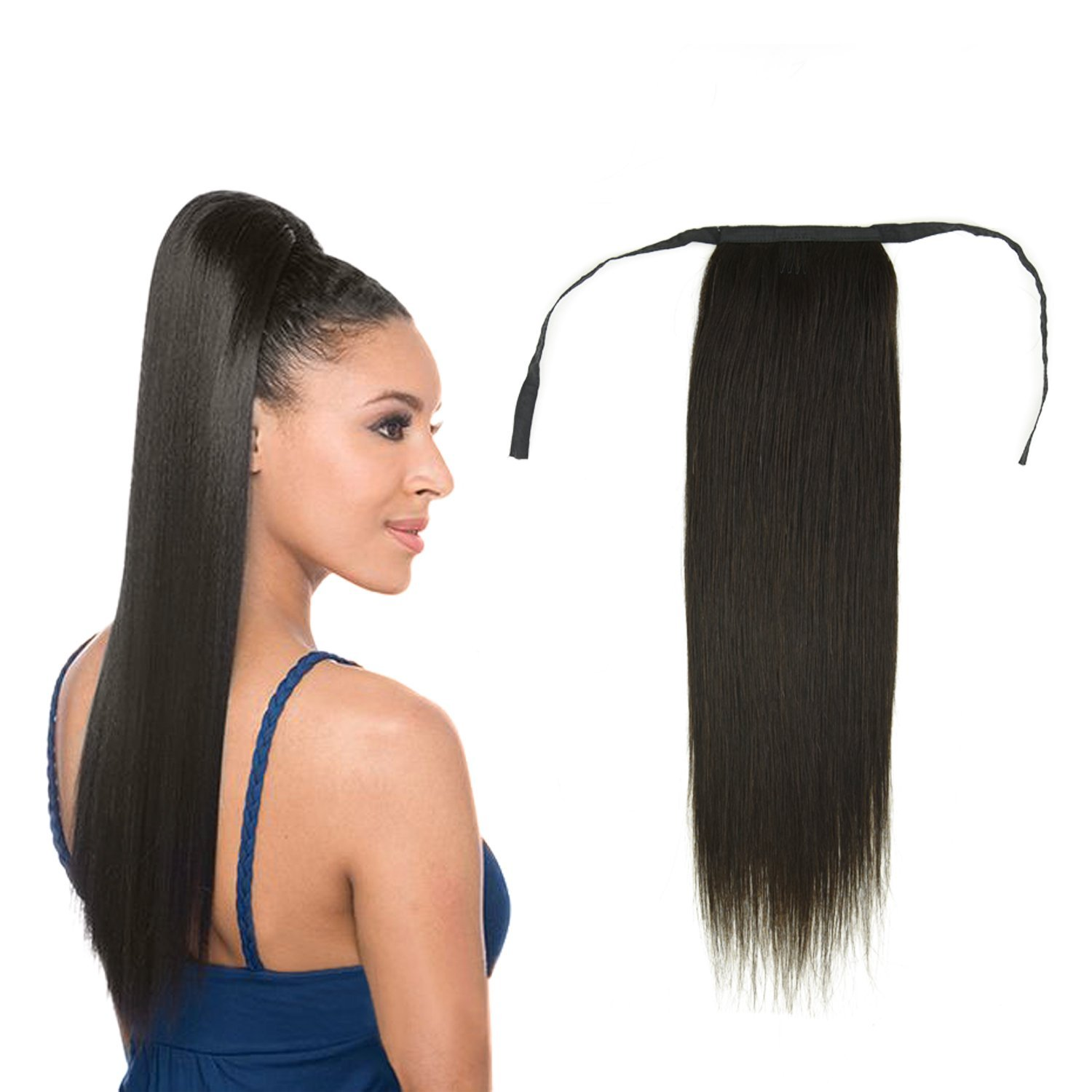 Cheap Ponytail Real Hair Extensions Find Ponytail Real Hair