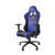 brand logo good quality swivel armrest adjust rocking blue red black PU PVC executive office gaming chair