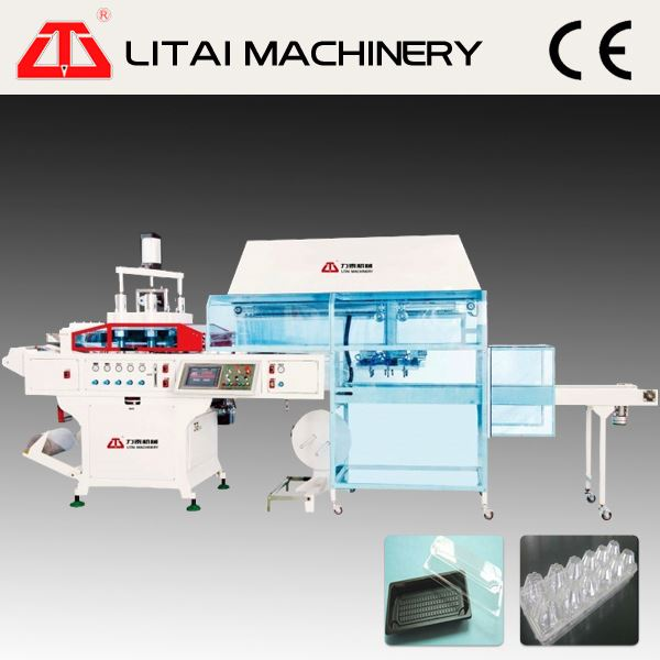 New product OEM quality plastic disposable plast/tray/bowl making machine manufacturer sale