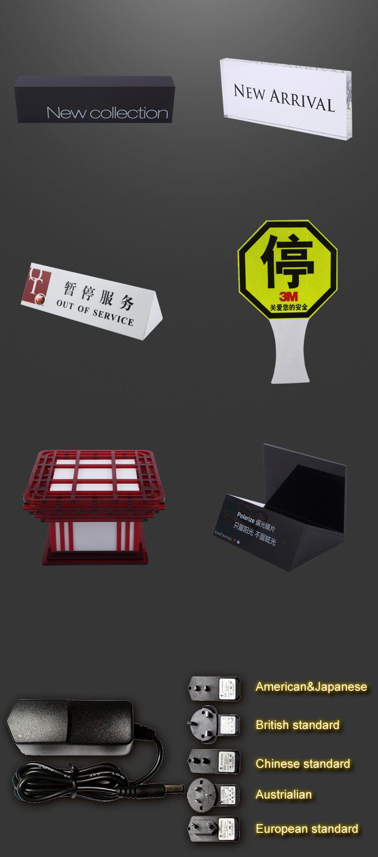 Klaren Acryl-fotorahmen/bild/zertifikat Rahmen Display - Buy Acryl ...