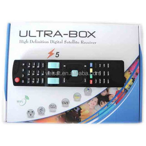 Newest Decoder Ultra-box z5 with iks&sks Work Well in South America