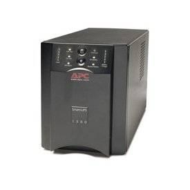 APC Smart-UPS 1500 Black - USB & Serial (SUA1500/DLA1500)