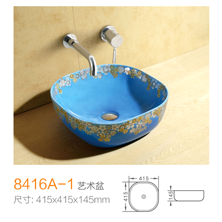 China commercial sink factory concrete basin supplier