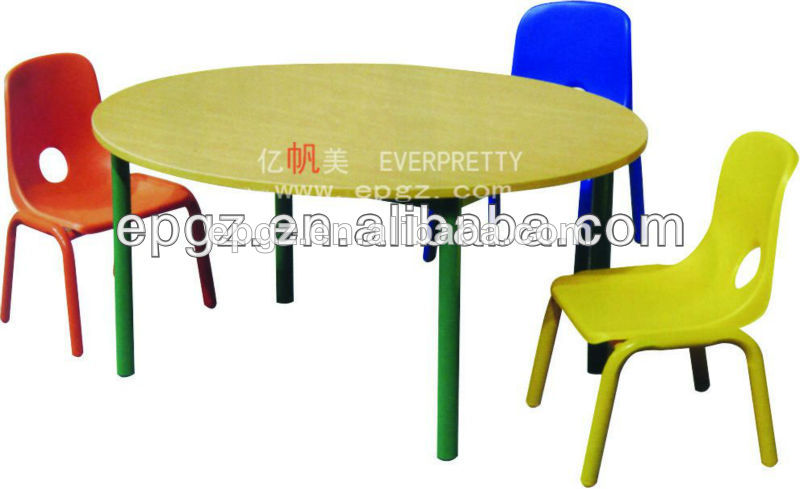 estudio de los niños mesa de comedor de los niños de mesa y sillas ...