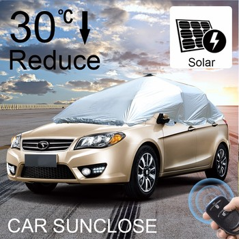 Sunclose Factory Leopard Car Seat Covers Used Tent Sale Rolling Thailand Car Accessories Supplier Garden Umbrella Car Sun Shield Buy Used Tent