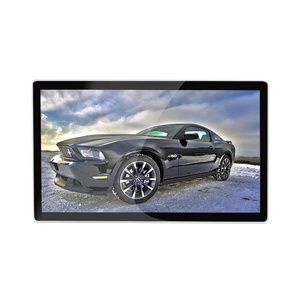 17 inch Elevator Lcd Ad Display Screen