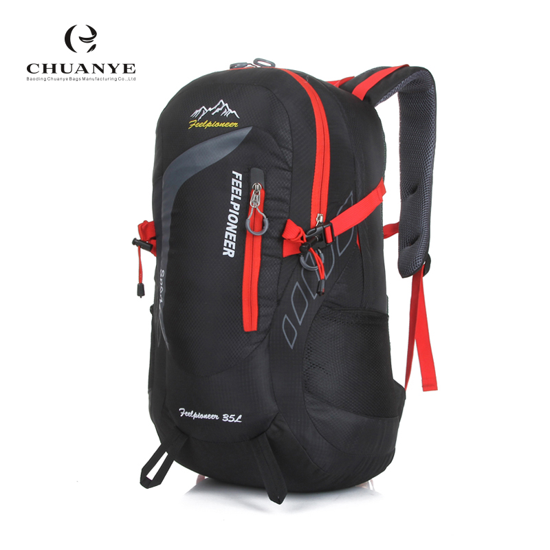 35L Durable Lightweight Traveling Best Waterproof Traveling Hiking Backpack