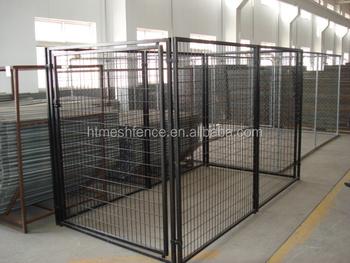 Great Quality Chain Link Probreeder Metal Dog Kennel Metal