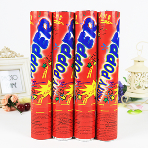 High quality Party supplies Popper Fireworks Confetti Cannon