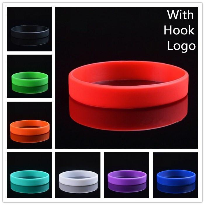 Баскетбол спорт браслет 100% силикон многоцветный электропитание полосы энергии браслеты