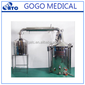 Factory direct sale homemade wine distilling micro distillery equipment distiller for sale