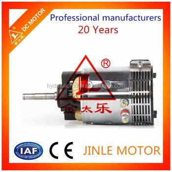 With brush forklift electro motor 24v buy electro motor for Electro craft corporation dc motors