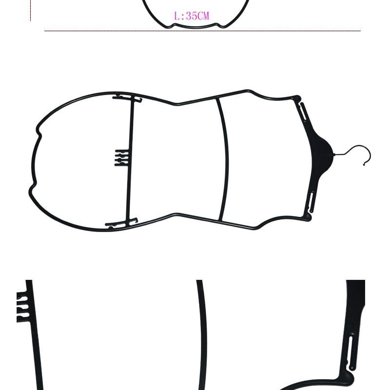Clear Brand Swimming Shop Custom Plastic Swimwear Body Form Hanger ...