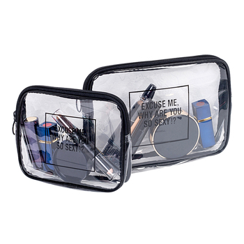 e92d644c4f05 Pvc Transparent Cosmetic Bag Waterproof Clear Pouch Organizer Makeup Bags  Women Travel Toiletry Case - Buy Travel Toiletry Bag,Clear Pvc Cosmetic ...