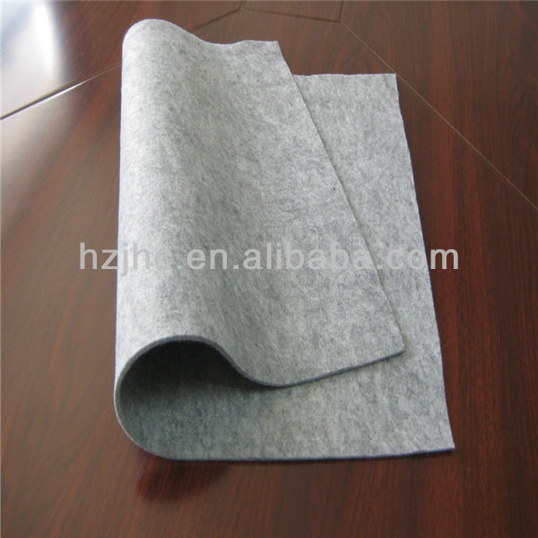 Polyester nonwoven furniture sofa needle felt pad cover fabric