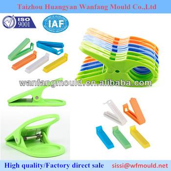 Oem Different Kinds Of Big Size Plastic Clip Moulding/plastic ...