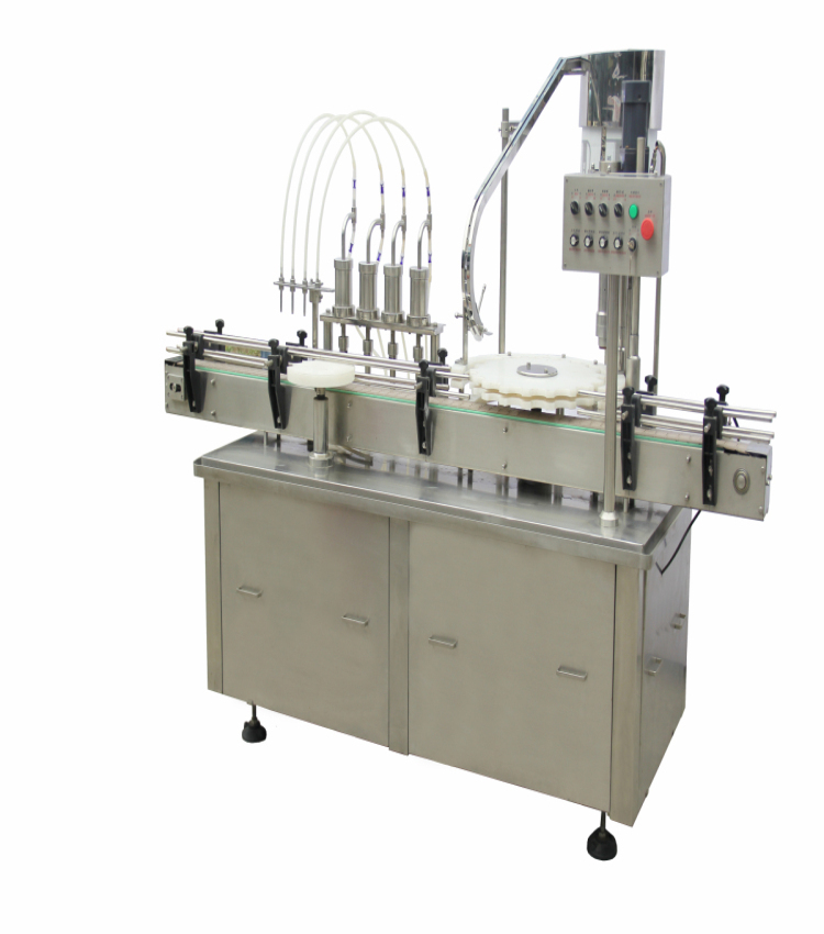 Automatic widely used daily glass honey filling machine for viscous liquid