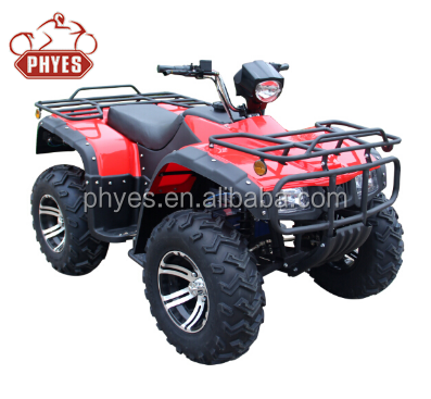 4000w 60v shaft drive adult electric atv