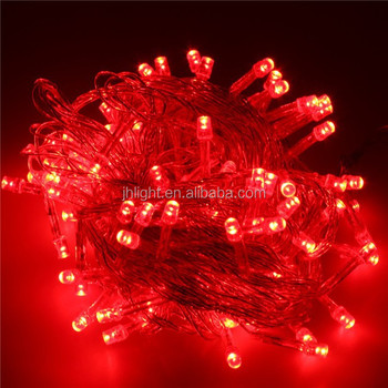 red led garland indoor decorative christmas garland lights led lighted ribbon garland