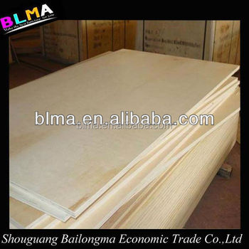 10mm Full Birch Plywood For Indoor Furniture/decoration