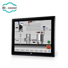 Industrial Application 17 IEI DM-F17A/PC 17 Inch Industrial Capacitive Touch Screen LCD Monitor With 9 ~36V DC Input R20