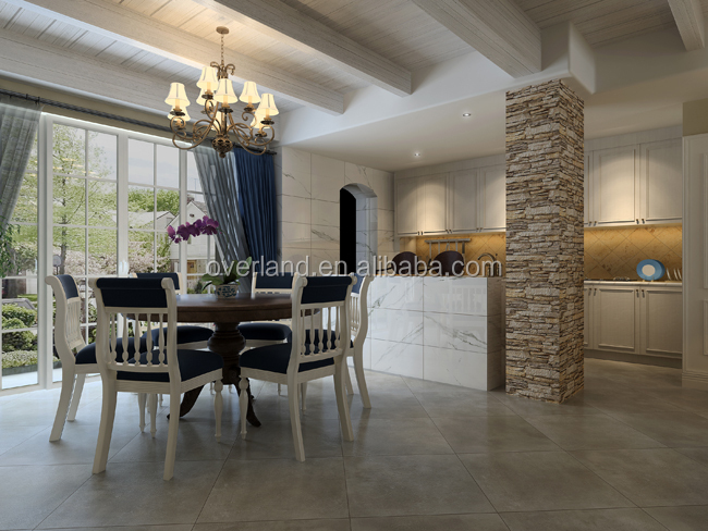 Living room porcelain tiles floor ceramic tile 600x600