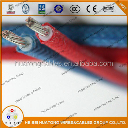 UL 3122 silicone rubber insulated 200 degree fiberglass heat resistant wire silicone rubber wire cable waiting for you
