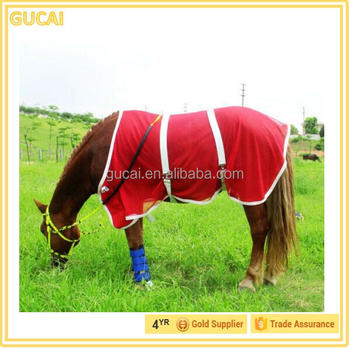 Sumer Oem Outdoor Horse Neck Cover Removable Rug