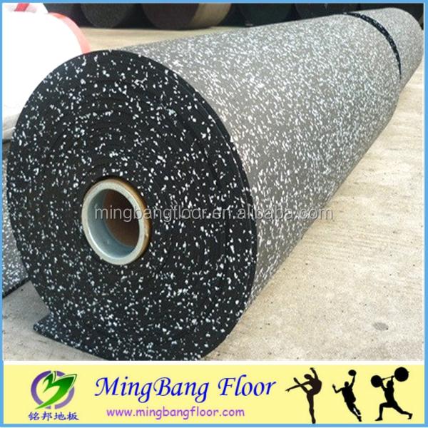Standard rubber cork gasket rubber cork roll rubber flooring in rolls