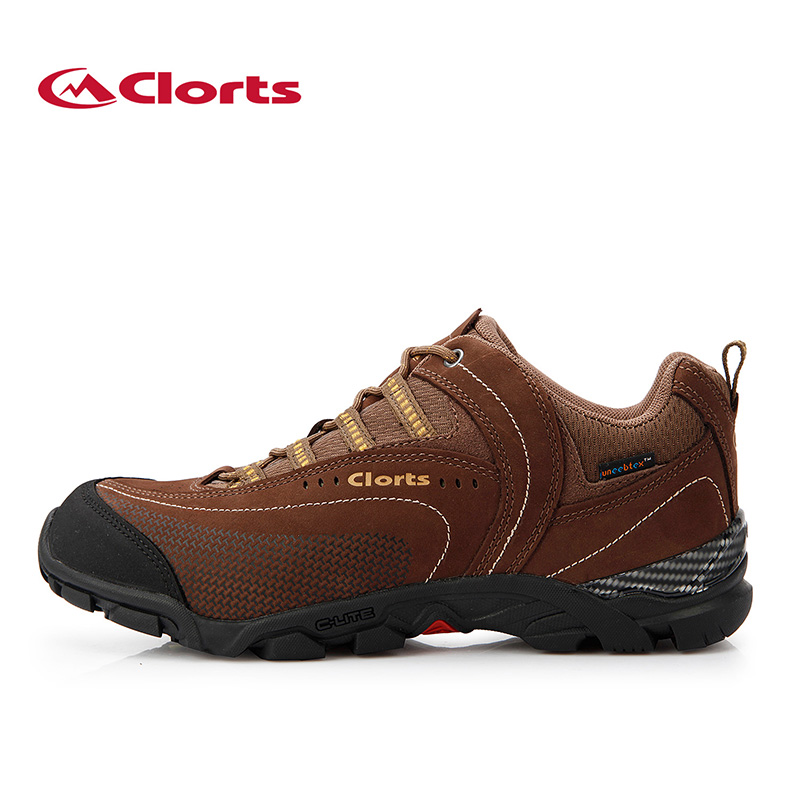 Low Cut Leather Men S Hiking Shoes