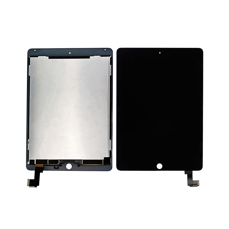 Vendita all'ingrosso LCD touch screen digitizer assembly per apple Ipad air 2 parti