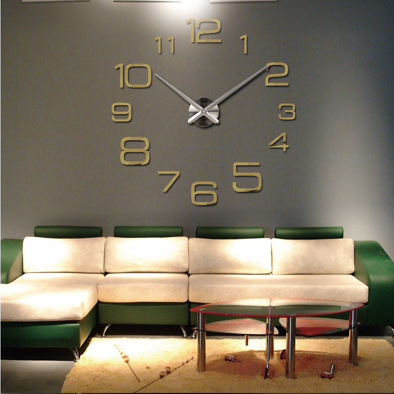 Aliexpress.com : Buy Hot sale ! DIY large wall clock ...