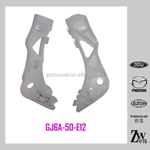 Front Plastic Bumper Bracket GJ6A-50-E12 for Mazda auto parts M6 after 2005 year