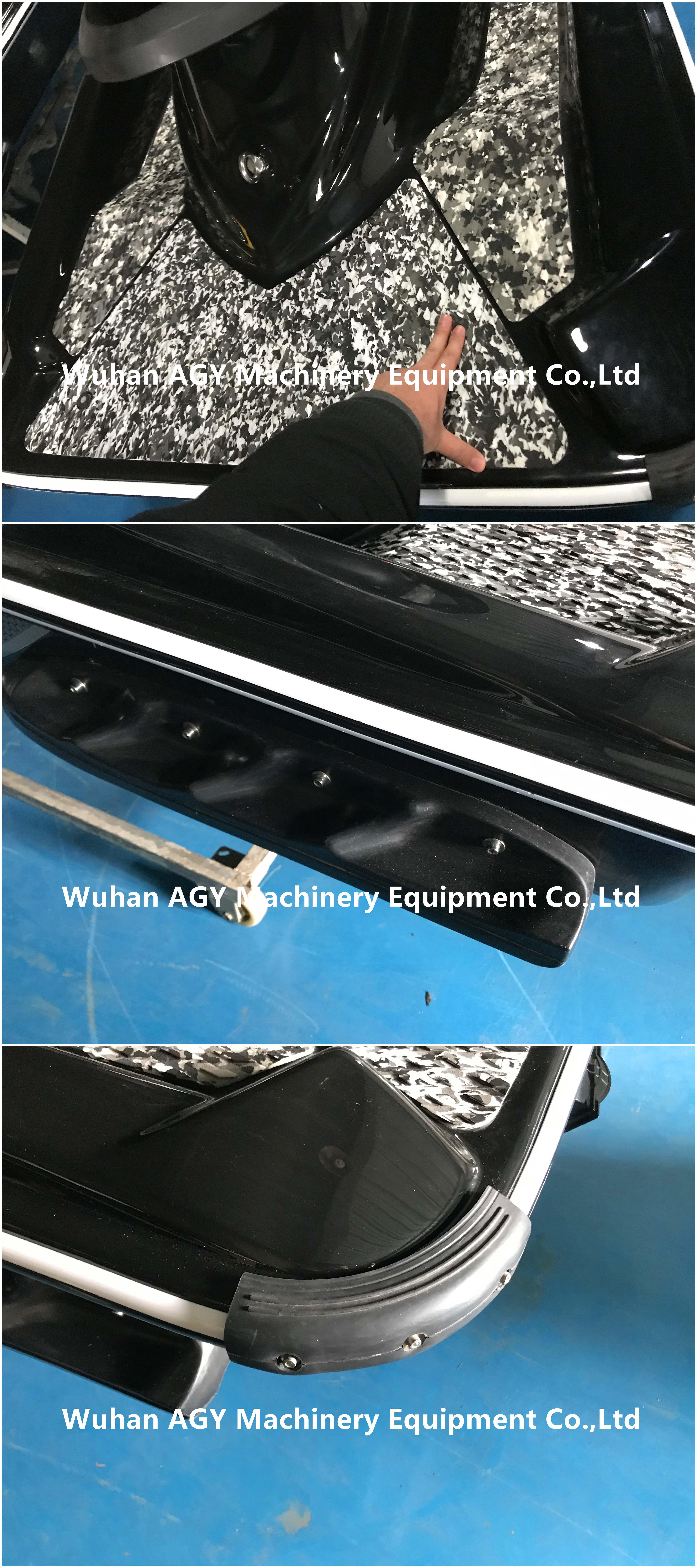 AGY 1300cc बिक्री के लिए 3.1 m विशाल शक्ति जेट स्की