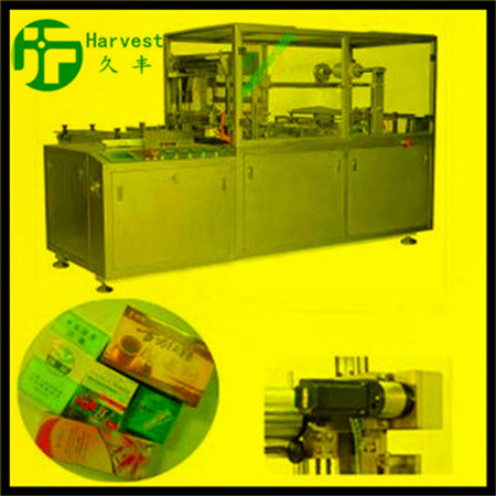 Wholesale High Quality Cellophane food plastic tray wrapping machines