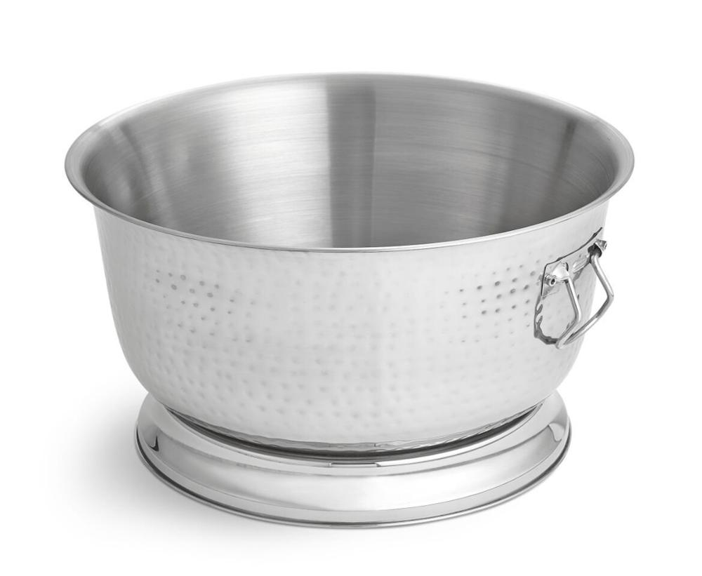 Factory Direct Sales High Quality Stainless Steel Drinks Ice Bucket Tub