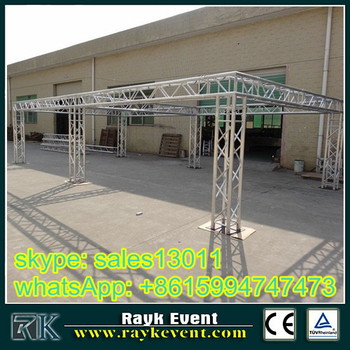 2015 Fashional Exhibition Steel Roof Trusses Prices Lighting Truss For Sale