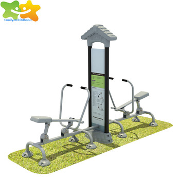 Multi-function kids out fitness equipment china factory