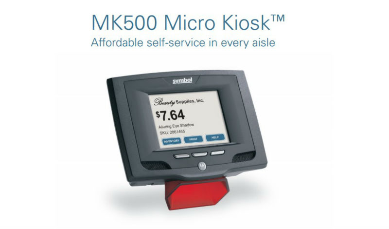 Symbol Mk500 Price Checker Buy Price Checkerprice Checkersscan