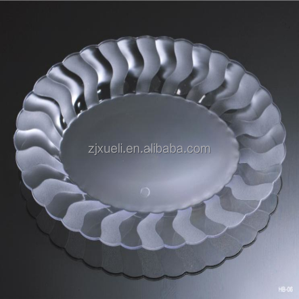 Plate charges for wedding, china tableware, hot selling in dish market