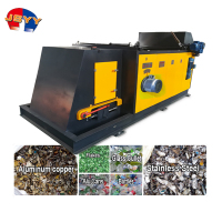 Aluminium Scrap Recycling Equipments Mixed Metal solid waste recycling Separating Eddy Current Separator