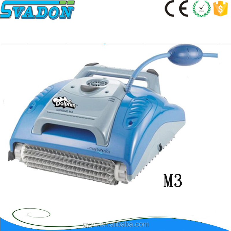Hot sale M3 swimming pool cleaning robot/automatic robot cleaner