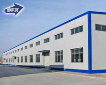 Low Price Fabricated Steel Structure Processing Workshop Made in China