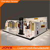 Hot selling garment store furniture store fixtures mall kiosk for clothing