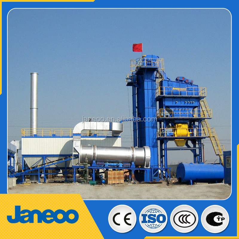 JLB2000 asphalt batch mixing plant